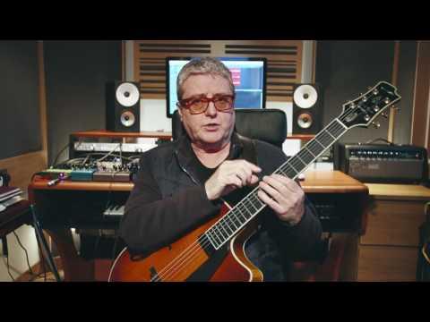 Martin Taylor guitar lesson 1 –Chord Melody