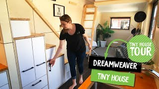 The Dreamweaver Tiny House Tour