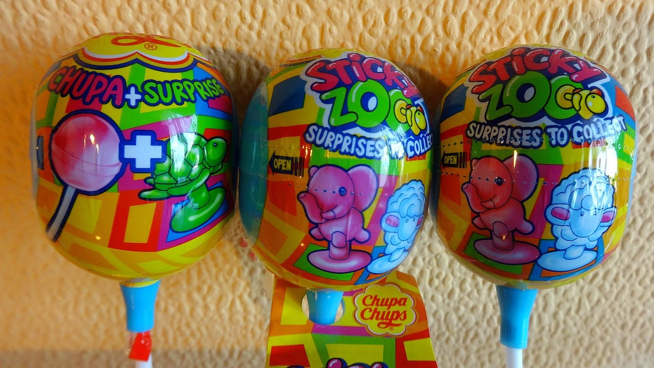 Chupa Chups Eggs + ZOO Surprise Mini Toys Figures Unboxing ... Zoo Animals Toys