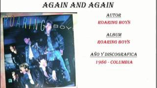 Roaring Boys - Again And Again (1986)