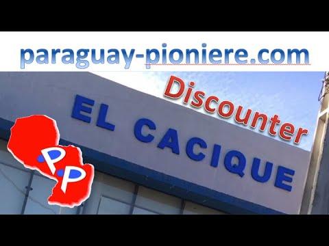 Billigsupermarkt - El cacique Luque - der Discounter Geheimtipp unter Paraguay Auswanderern