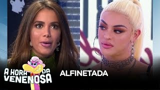 Anitta diz que foi a responsável pelo sucesso de Pabllo Vittar