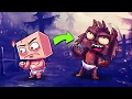 Minecraft | Who's Your Daddy? Baby + Werewolf = RUN! (Baby vs Werewolf)