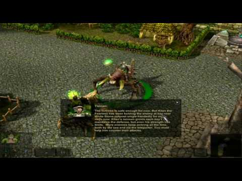 Lets play Etherlords 2, Part 1. |