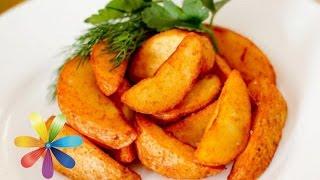 Вкусные блюда из картошки - Все буде смачно - Выпуск 15 - Часть 2 - 15.12.13 - Все будет хорошо