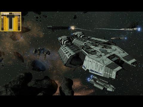 [2] The fleet grows- Battlestar Galactica Deadlock