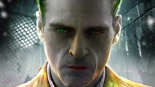 Хоакин Феникс объяснил, почему согласился на роль Джокера