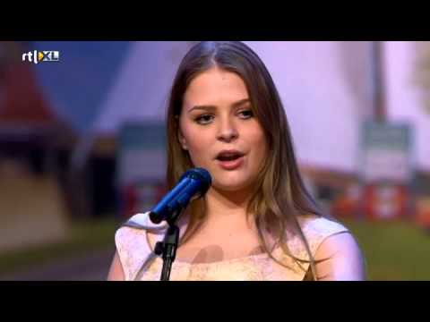 Elize zingt de sterren van de hemel - HOLLAND'S GOT TALENT