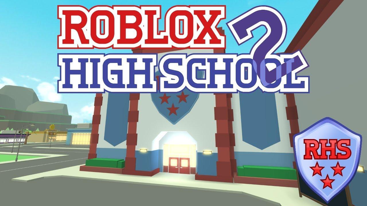 Roblox high school 2 logopedia fandom powered by wikia