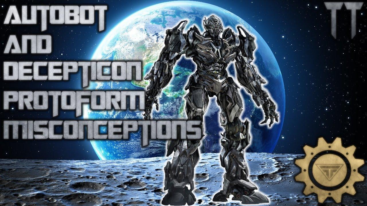 Protoform Misconceptions