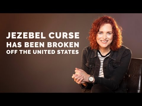Jennifer LeClaire: Jezebel Curse Has Been Broken Off the Nation