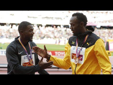 Usain Bolt: Gatlin deserved 100m win