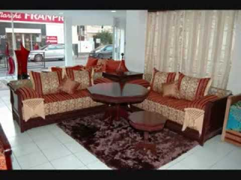 Salon marocain 2014 moderne youtube for Photo salon moderne