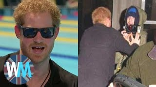 Top 5 Un-Royal Prince Harry Moments