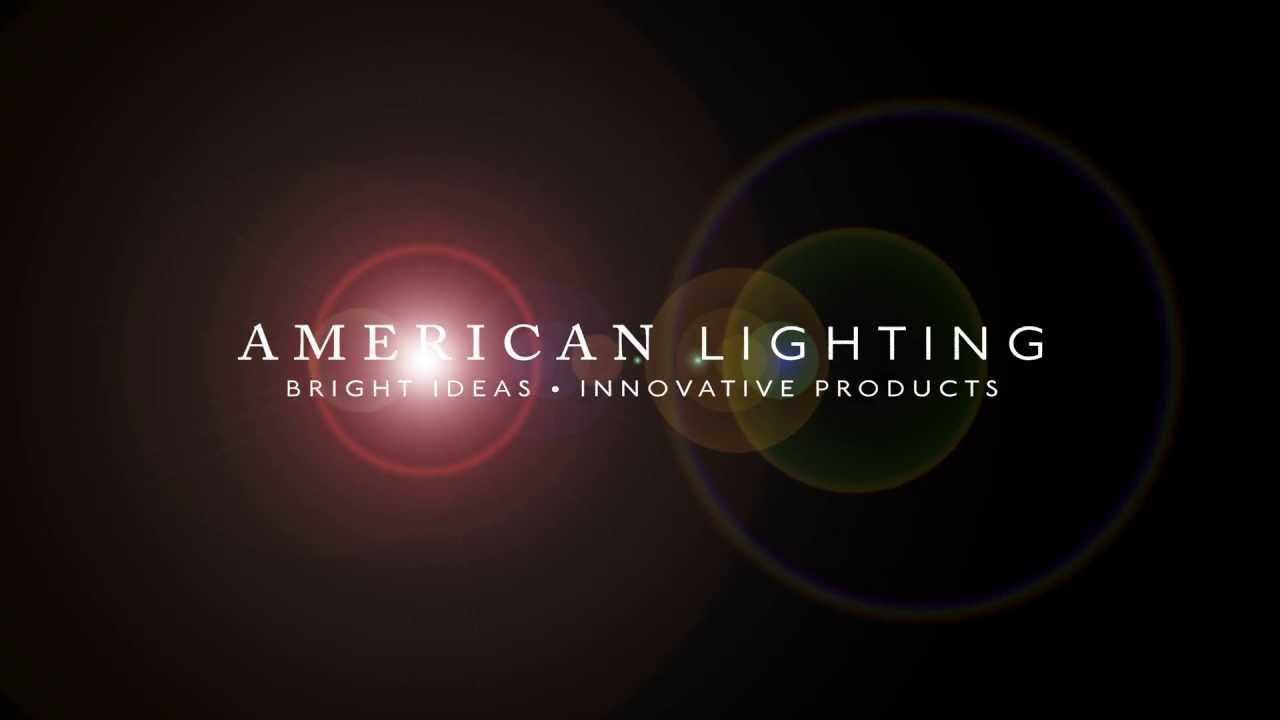 the mvp puck light by american lighting youtube