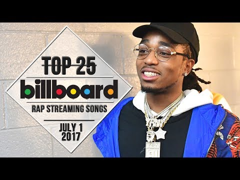 Top 25 • Billboard Rap Songs • July 1, 2017 | Streaming-Charts