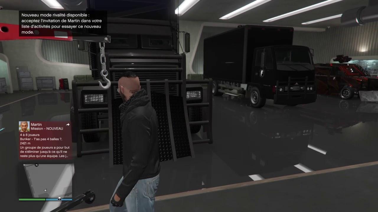 Camions Qu On A Eu Avec Le Dlc Gta5 Online 1 44 Ps4