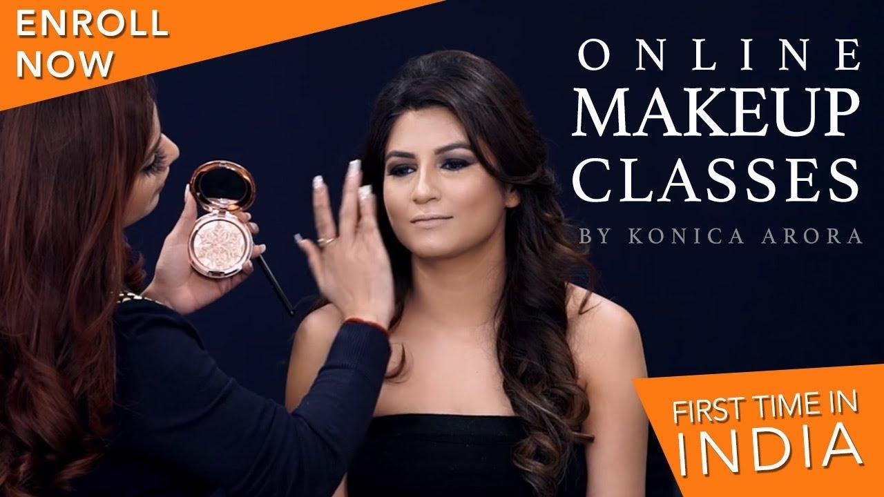 Best makeup tutorial step by step makeup tutorials online best makeup tutorial step by step makeup tutorials online makeup classes krushhh by konica baditri Gallery