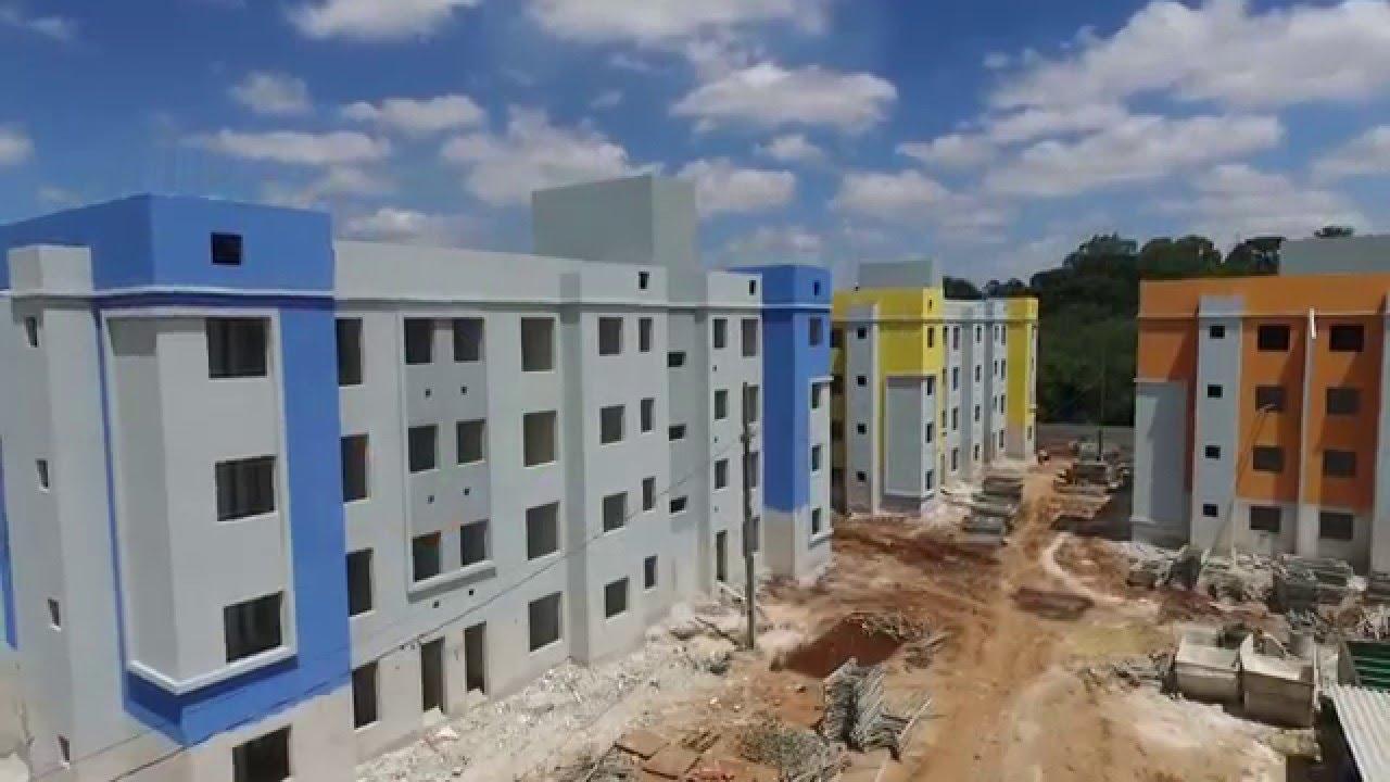 8d89493639 Andamento de Obra - Janeiro.2016 - Residencial das Azaleias - YouTube