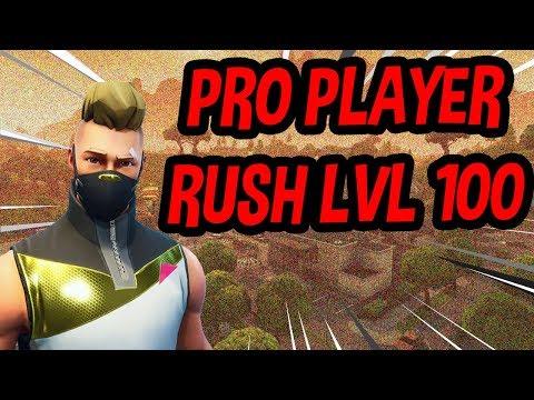 [FR/PC/LIVE] Fortnite Gameplay    /  Rush lvl 100   / 17 éme joueur SOLO PC