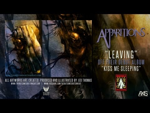"Apparitions - Leaving (ft. artwork by ""The Walking Dead"" artist, Jed Thomas)"