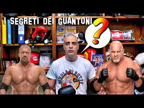 I segreti dei guantoni da boxe, kickboxing e Muay Thai