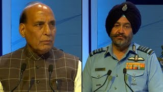 'Recent strikes on terror outfits show IAF'S ability': Rajnath Singh