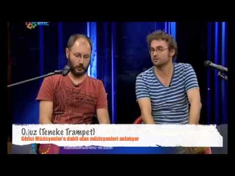 Teneke Trampet Ve Gezici Müzisyenler...