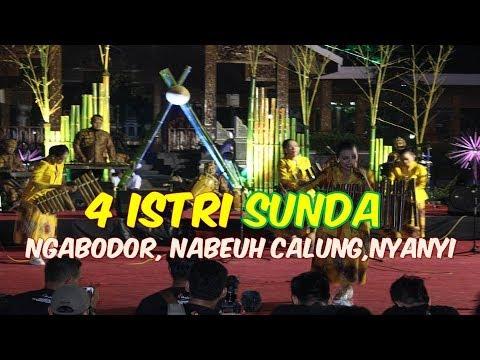 4-istri-sunda-ngabodor-bari-nyayi-||-panonton-seuri-teu-ereun-ereun-||-d'-calung-di-purwakarta