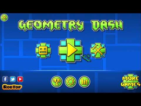 Electrodynamix - Geometry Dash - Original Music