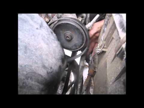 yj jeep wrangler 2 5 four cylinder serpentine belt adjustment youtubeyj jeep wrangler 2 5 four cylinder serpentine belt adjustment