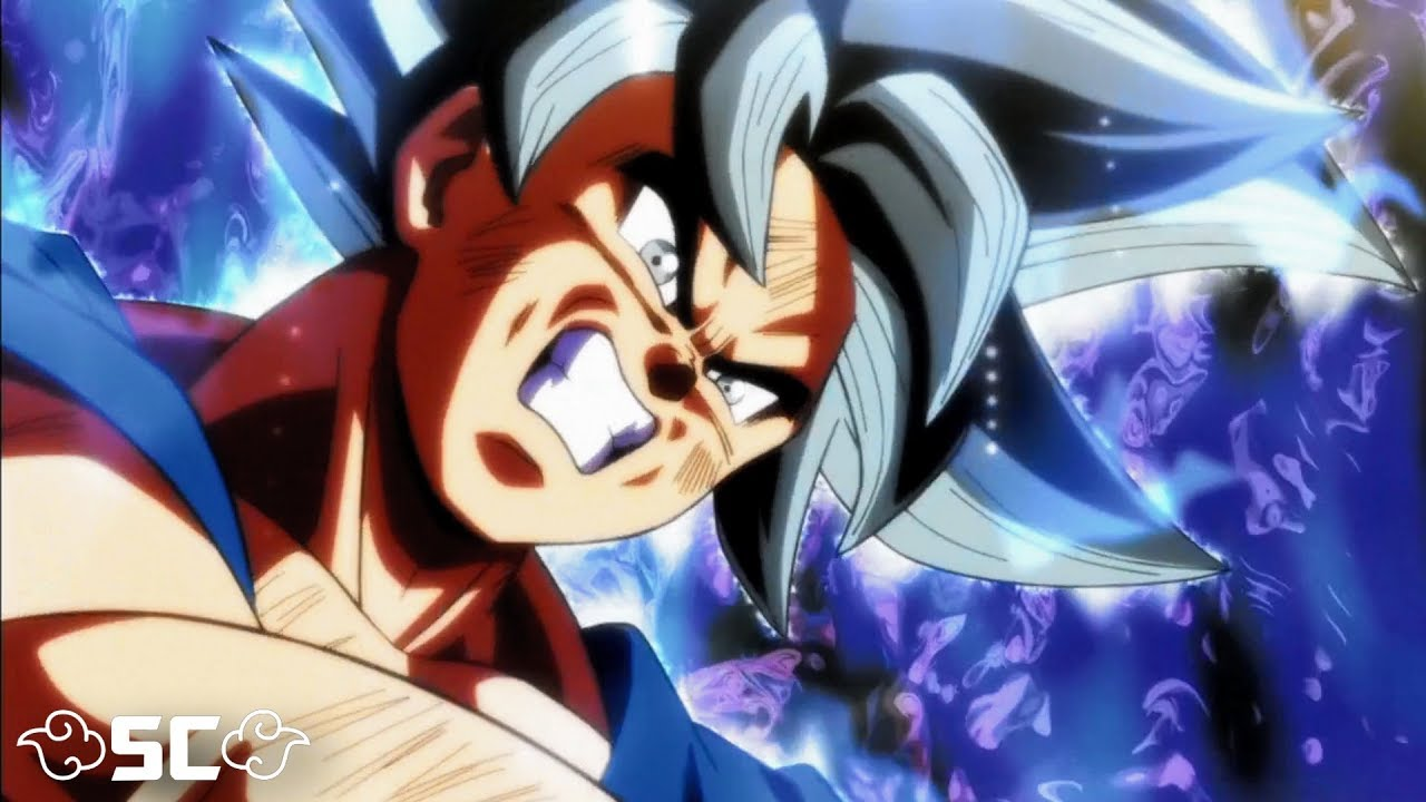 Ultra Instinct Goku Wallpaper 4k: Dragon Ball Super 「AMV」