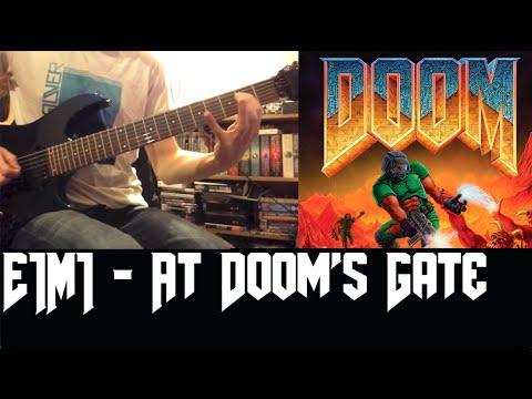 DOOM - E1M1 Guitar Cover - Lorcan Ward