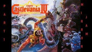 Super Castlevania 4 Play through (episode 1)