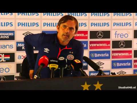 Phillip Cocu: 'we gaan er nog vol voor'