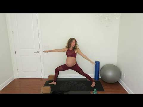 My first yoga video 🙏🏼