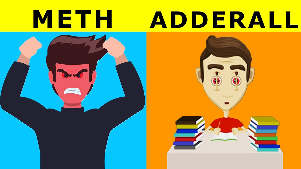 Meth vs Adderall – Are They the Same? | Beginnings Treatment