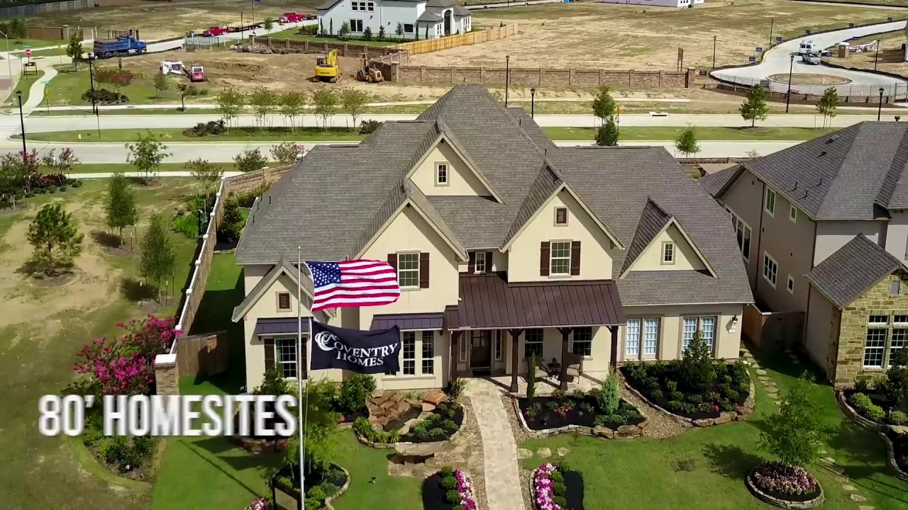 Coventry Homes | Cinco Ranch