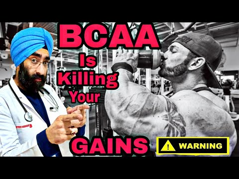 Watch This! Before Taking BCAA DURING WORKOUTS | Shocking Truth | Dr.Education