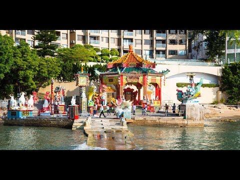 hong kong budget travel  -Repulse Bay  walk tour  VR360 ( HD)