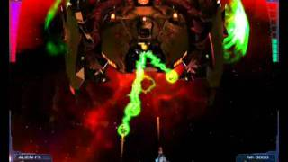 Astro Avenger 2 Final Boss