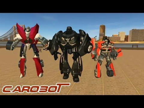 Carobot - Android Gameplay HD