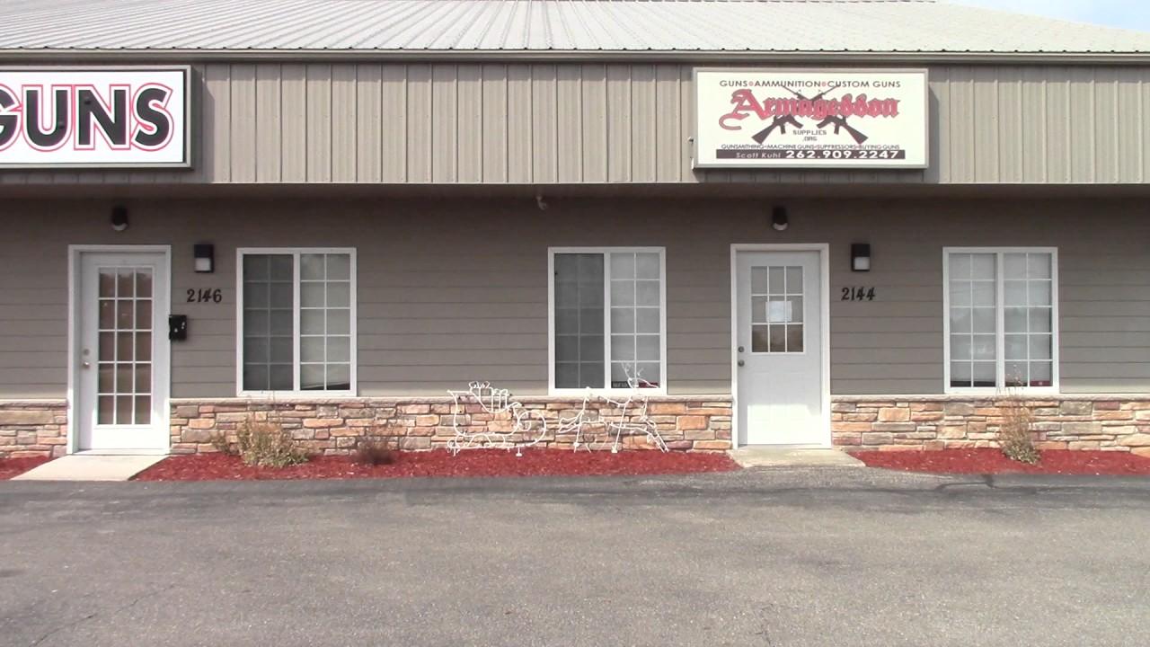 In Janesville Wi. At The Gun Store Joseph Jakubowski Robbed.