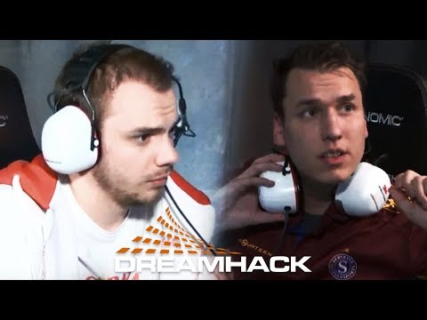 Maverick VS Nights - Quart de finale DreamHack Tours