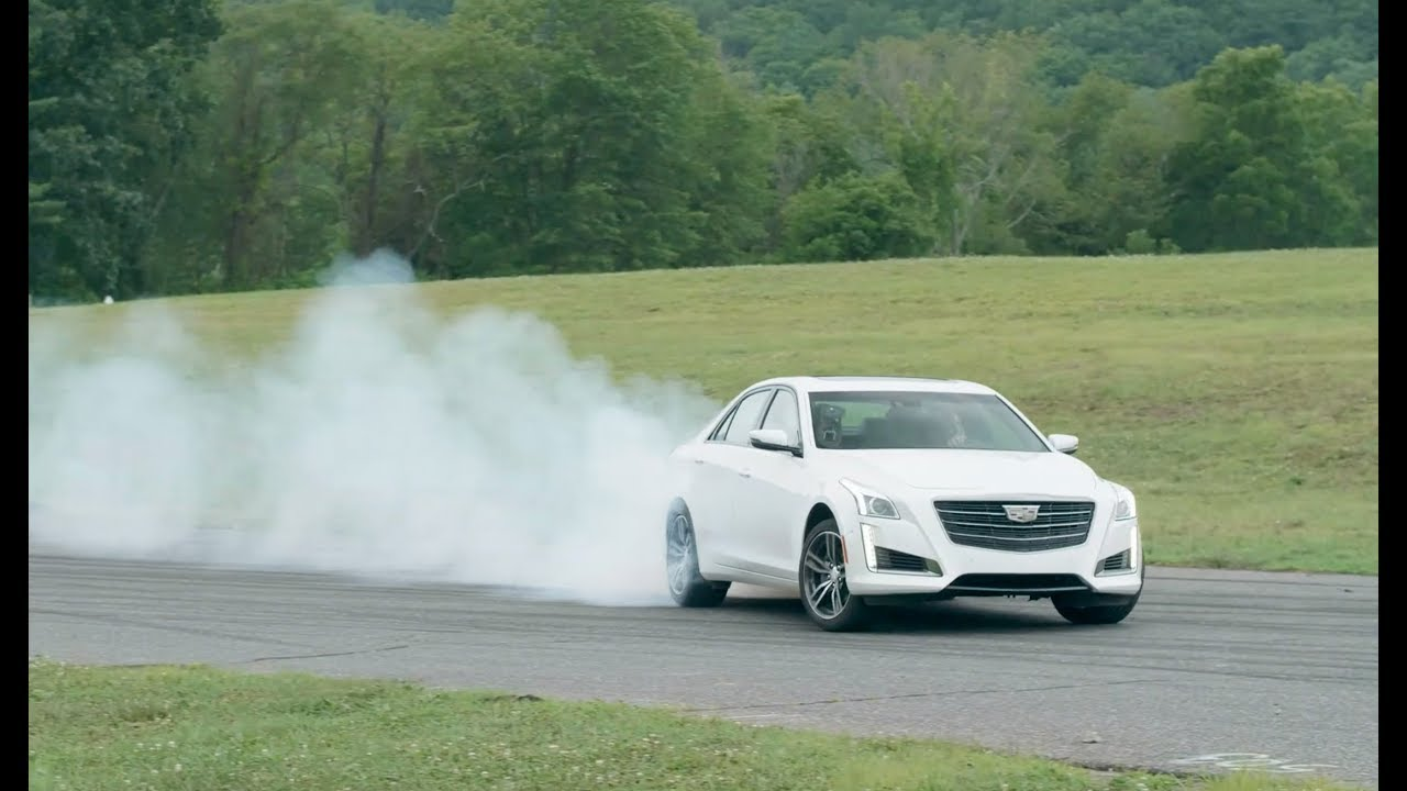 The Cadillac Cts V Sport Is Criminally Overlooked Youtube