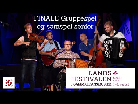 FINALE - Gruppespel og Samspel senior