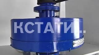 Уникальный ветрогенератор создали нижегородские ученые