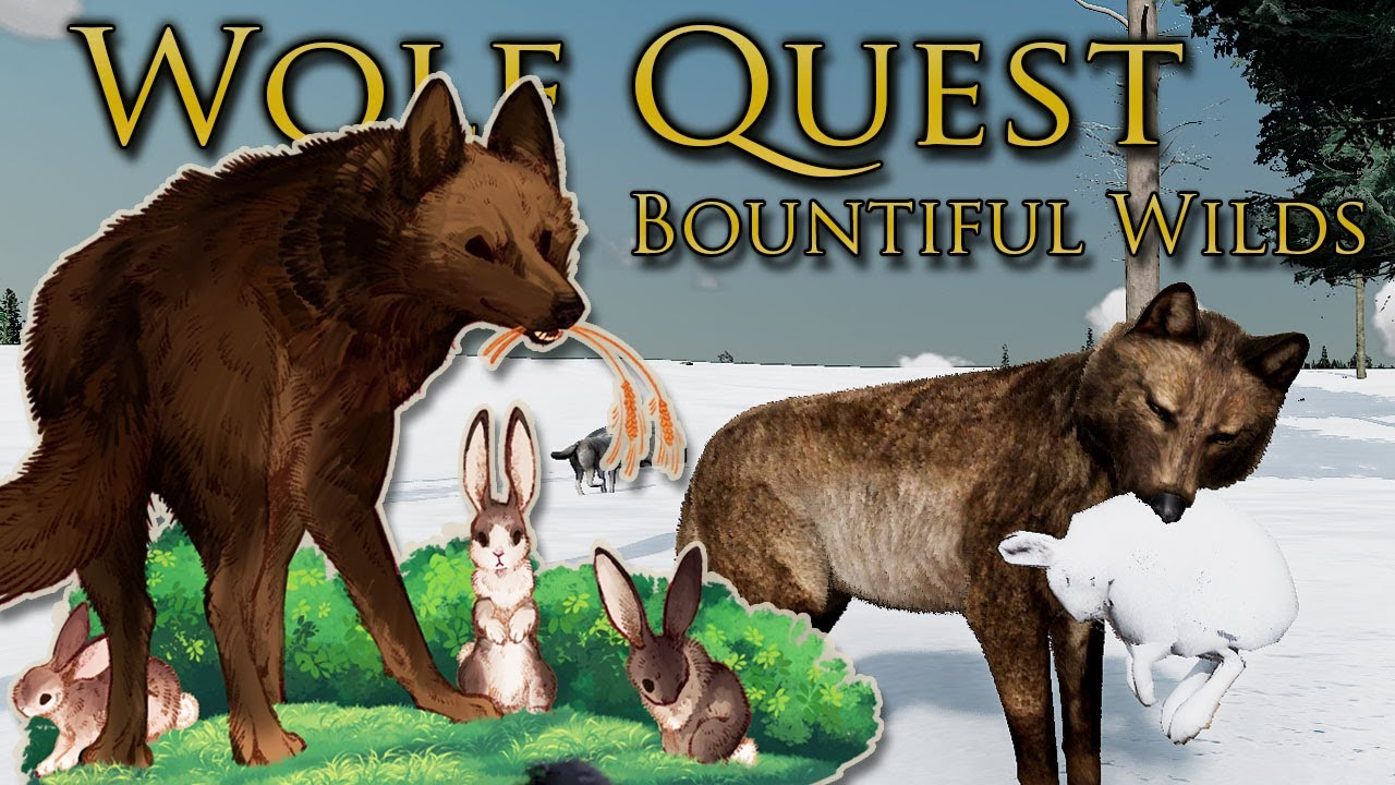 Download Stumbling Upon a SLAIN Wolf?! 🐺 Wolf Quest: Bountiful Wilds • #9