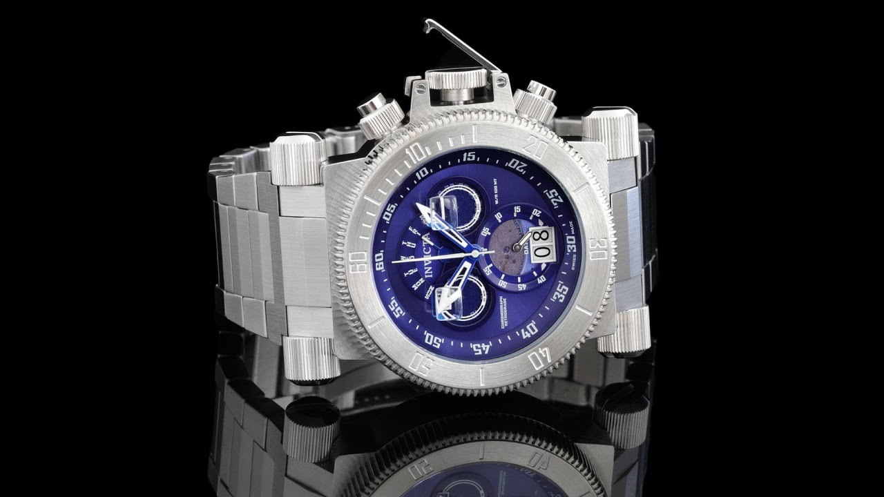 Invicta 17640 Coalition Forces Bracelet Watch