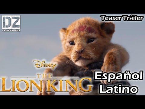 El Rey León (2019) (Tráiler 1 | Dob Español Latino) | DubZoneLA